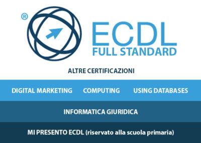 Progetto ECDL