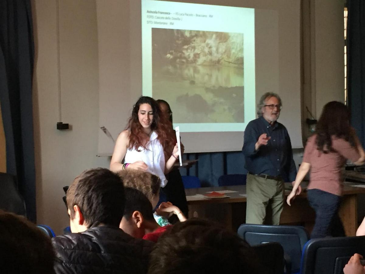 Scopri e Fotografa il Patrimonio Geologico dell Lazio