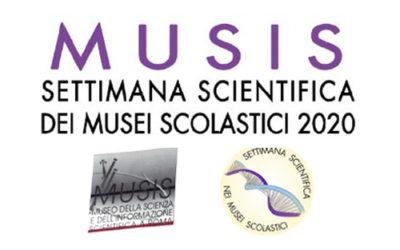 L'IIS Paciolo protagonista della settimana scientifica dei musei scolastici